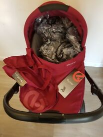 Baby OYSTER Chair & Car Seat