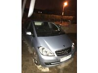 Mercedes A-class A150 2008 low mileage automatic