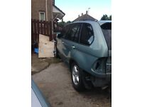 X5 parts car for sale