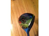 Ping i15 driver with stiff shaft, £45