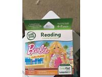 Leapfrog game Barbie