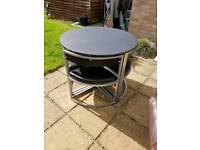Spacing Saving Table and 4 Chairs
