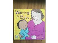 Waiting on Baby Book