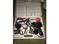 Electric soldering kit