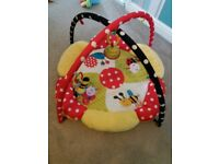 Baby play mat. Used and originally bought from Mother Care for £35