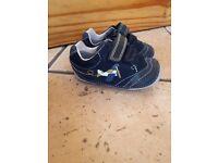 Clarkes infant shoes