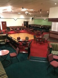 Large function room available for events - FREE