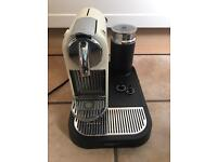 Nespresso magimix with milk frother