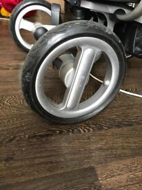 Quick sale - silver cross pram -buggy-pushchair-car seat - all complete