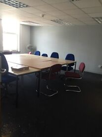 8 person office erdington all bills £