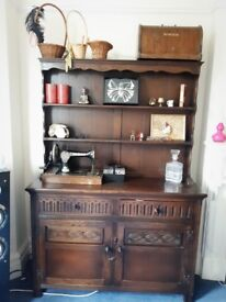 Beautiful old style welsh dresser