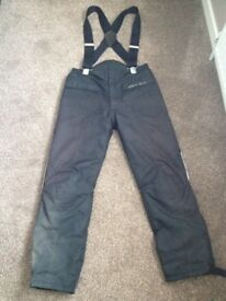Trousers and Braces