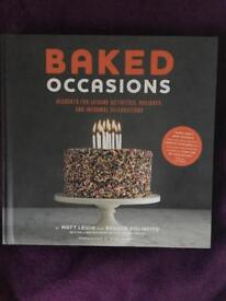 Baked occasions (baking book)