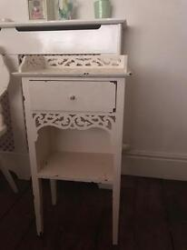 Small side table/drawer