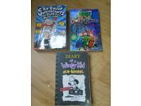 3 x Childrens books