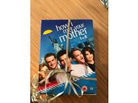 BOXSET // HOW I MET YOUR MOTHER