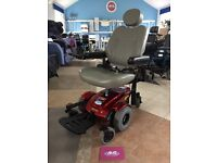 Pride Jazzy Select 6 Wheel, Mid Drive Electric Power Chair / Wheelchair Power Chair