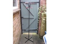 Retro metal Coat and Hat Stand