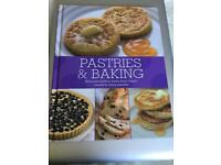 Pastries and Baking cook book