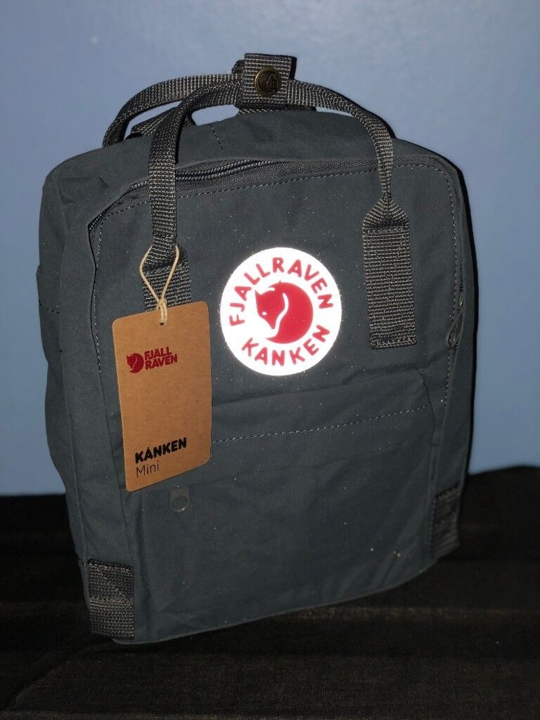 100% high quality new high quality meet Fjallraven Mini Kanken Backpack | in Camden Town, London | Gumtree