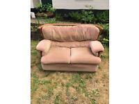 Vintage Cottage Sofa