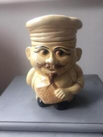 Collectors Price Kensington Chef Biscuit Barrell