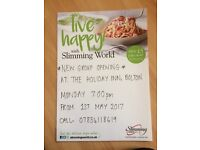NEW SLIMMING WORLD GROUP OPENING IN BOLTON