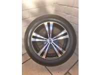 Fiat Grande Punto Alloy Wheels and Tyres
