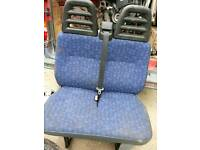 Iveco Daily passenger seat