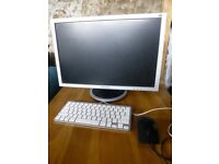 monitor keyboard and mouse
