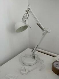 ikea white desk lamp