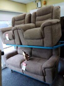 Brandnew lazy boy 3+1+1 electric recliner