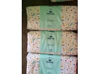 Maternity pads and breast pads
