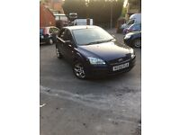 2005 Ford Focus 1.6 lx hpi clear full logbook not Astra golf polo Megane Passat bmw mondeo Audi px