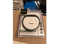 Brand new in box sony smart band