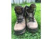 Meindl goretex lined boots, size 9