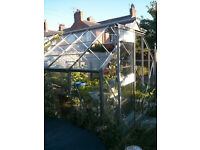 Eden Greenhouse 8 x 12 ft