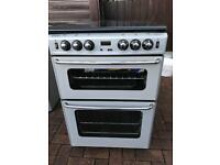 60. Cm. Stoves. Gas. Cooker. Silver.