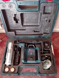 BOSCH GRL 300 HVG ROTARY LASER LEVEL GREEN BEAM