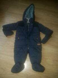 Junior J snow suit