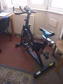 Pro Fitness JX Aerobic Training/Exercise bike from ARGOS
