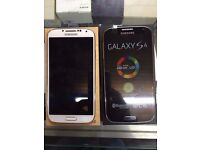 Samsung S4,Unlocked,Refurbished,With Warranty