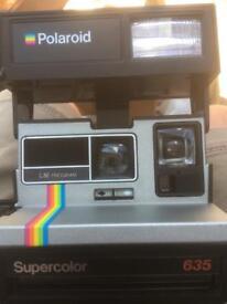 Camera Polaroid 635