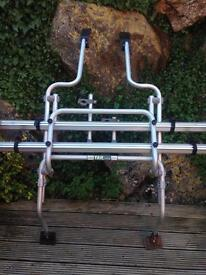 Mazda bongo 2 bike carrier for rear tailgate