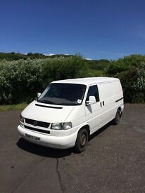 VW Transporter T4 888 Special X