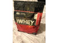 100% whey gold standard protein for sale!!