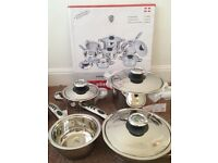 12 Piece Cookware Set