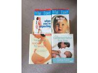 4x pregnancy books also Gina Ford
