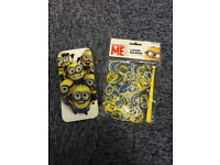 Minion Iphone 5 Case And Loom Band Set