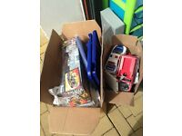 Huge bundle of toys/beauty/house item. On sale as Job lot - ideal for carboot sale
